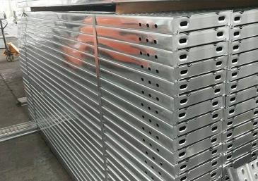 热镀锌钢跳板质量检验有什么标准?