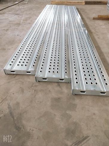 钢跳板生产厂家介绍钢跳板上孔洞的作用介绍