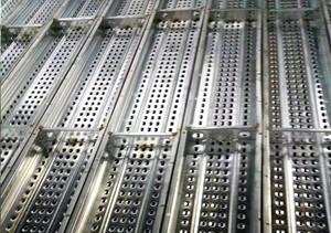 使用热镀锌钢跳板的优点说明
